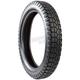 Rear HF308 4.00-19 Blackwall  Tire - 25-30819-400CTT