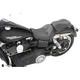 SaddleHyde GC-Style Dominator Solo Seat w/ Backrest Option - 806-040-042