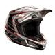 Silver V2 Race Helmet