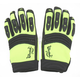 Womens Hi-Viz Neon/Black Velocity Gloves