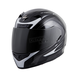 Black/Silver EXO-R710 Focus Helmet