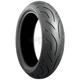 Rear Battlax S20 160/60ZR-17 Blackwall Tire - 024158