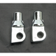 Chrome Tapered Male Mount Peg And Board Adapters - 8008