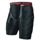Black 7605 Shorts