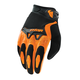 Youth Orange Spectrum Gloves
