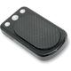 Black Brake Pedal Cover - 1610-0195
