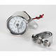 Mechanical Mini 8000 RPM Tach with White Face - DS-244137