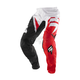 Race Red/White Assault Pants