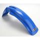 Universal MX Blue Front Fender - PA01013081