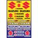 Suzuki Generic Graphic Kit - 10-68430