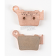 Long-life Sintered R-Series Brake Pads - FA368R
