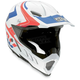 Red/White/Blue Klassik AX8 EVO Helmet