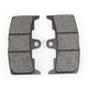Semi-Metallic Brake Pads - 1721-1352