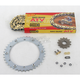520 Quad Z-Ring Chain and Sprocket Kit - 5QUAD092KYA005