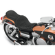 Low-Profile Flame Touring Seat w/Dual Backrest Capability - 0803-0356