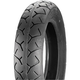 Rear G702 170/80S-15 Blackwall Tire - 001692