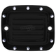 Black Dimpled Front Master Cylinder Cover - C1159-B