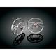 Front Speaker Grills - 3789