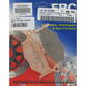 Double-H Sintered Metal Brake Pads - FA419HH