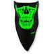 Black Vampire Glow Face Mask - VNG008-GLOB