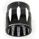 Contrast Cut Elite Tech 10 End Cap for Rinehart 3.5 Mufflers - 02042014TEC-BM