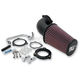 Textured Black Air Charger Performance Intake Kit - 63-1126