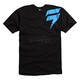 Black/Blue Barbolt T-Shirt