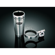 Universal Drink Holder w/Stainless Steel Mug for 1 1/4 in. Bars - 1477