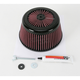 Factory-Style Washable/High Flow Air Filter - HA-4509XD