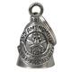 Pewter 2nd Amendment Guardian Bell - BEA2001