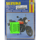 Motorcycle Repair Manual - 737
