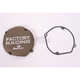 Factory Racing Ignition Cover-Magnesium - SC-23M