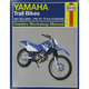 Yamaha Trails Bike Repair Manual - 2350