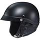 Matte Black CL-Ironroad Half Helmet