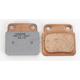 Sintered Metal Brake Pads - M817-S47