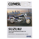 Suzuki Repair Manual - M261-2