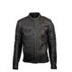 Black 1909 Leather Jacket