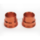 Front Orange Wheel Spacers - FWS501