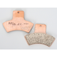 SV Severe Duty Sintered Metal Brake Pads - FA270SV