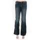 Womens Dark Vintage Silencer Jeans