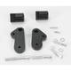 Black Frame Protectors - FP-1200K