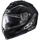 Black/Gray IS-17 MC-5N Spark Helmet