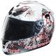 Jackal Pandora White Helmet