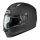 Matte Black FG-17 Helmet