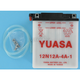 Conventional 12-Volt Battery - 12N12A-4A-1