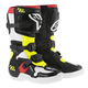 Youth Black/Red/Yellow Fluorescent Tech 6S Boots