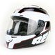 Black/White RS-1 Emblem Helmet