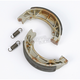 Asbestos Free Sintered Metal Brake Shoes - 9100