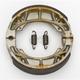 Sintered Metal Brake Shoes - M9100