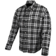 Black Nine Reinforced Moto Shirt